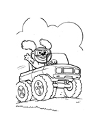 I Muppet da colorare 71