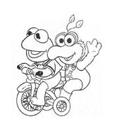 I Muppet da colorare 73