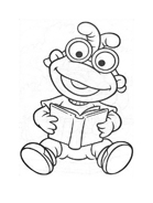 I Muppet da colorare 75