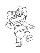 I Muppet da colorare 78