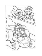 I Muppet da colorare 79