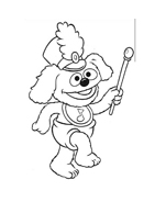 I Muppet da colorare 83
