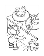 I Muppet da colorare 84