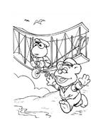 I Muppet da colorare 85