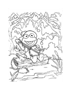 I Muppet da colorare 90