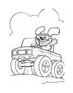 I Muppet da colorare 95