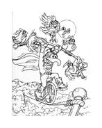 I Muppet da colorare 96