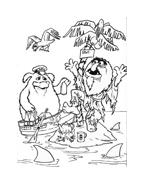 I Muppet da colorare 97