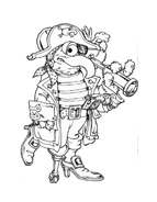 I Muppet da colorare 99