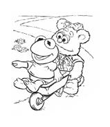 I Muppet da colorare 102