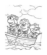 I Muppet da colorare 103