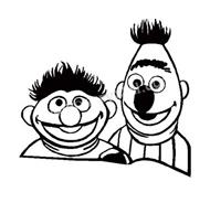 I Muppet da colorare 106