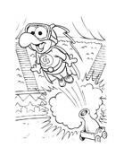 I Muppet da colorare 111