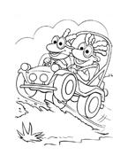 I Muppet da colorare 116