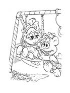 I Muppet da colorare 118