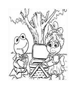 I Muppet da colorare 124