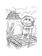 I Muppet da colorare 125