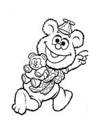 I Muppet da colorare 126