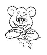 I Muppet da colorare 129