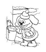 I Muppet da colorare 131