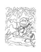 I Muppet da colorare 136
