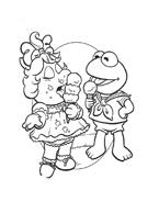 I Muppet da colorare 139