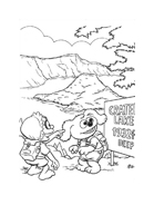 I Muppet da colorare 145