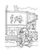 I Muppet da colorare 146