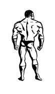 Corpo umano da colorare 77