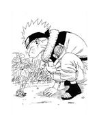 Naruto da colorare 7