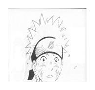 Naruto da colorare 12