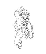 Naruto da colorare 17