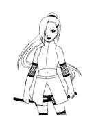 Naruto da colorare 28
