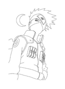 Naruto da colorare 53
