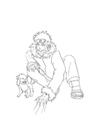 Naruto da colorare 59