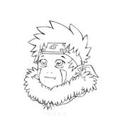 Naruto da colorare 62