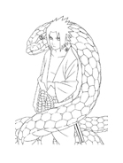 Naruto da colorare 68