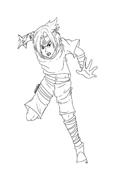 Naruto da colorare 70