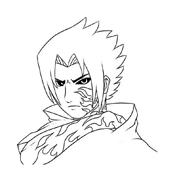 Naruto da colorare 72