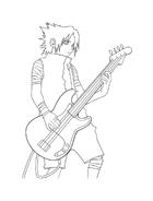 Naruto da colorare 76