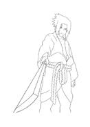 Naruto da colorare 77