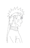 Naruto da colorare 78