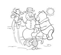 Natale 2 da colorare 114