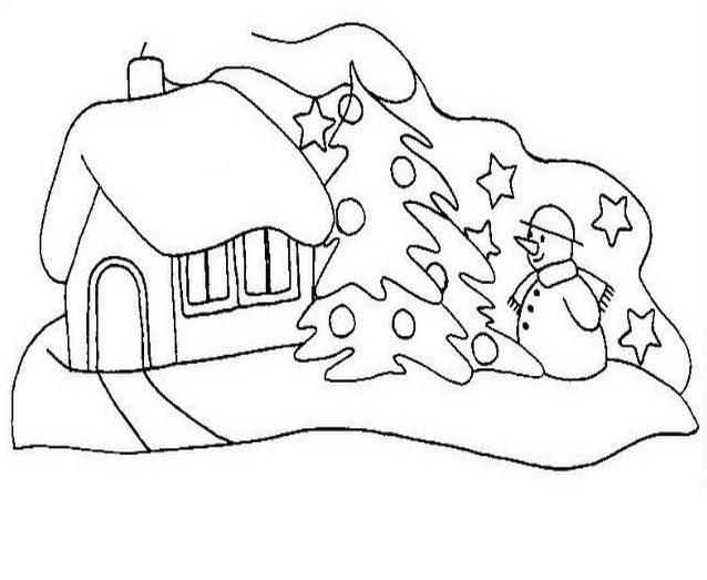 Natale 2 da colorare 175