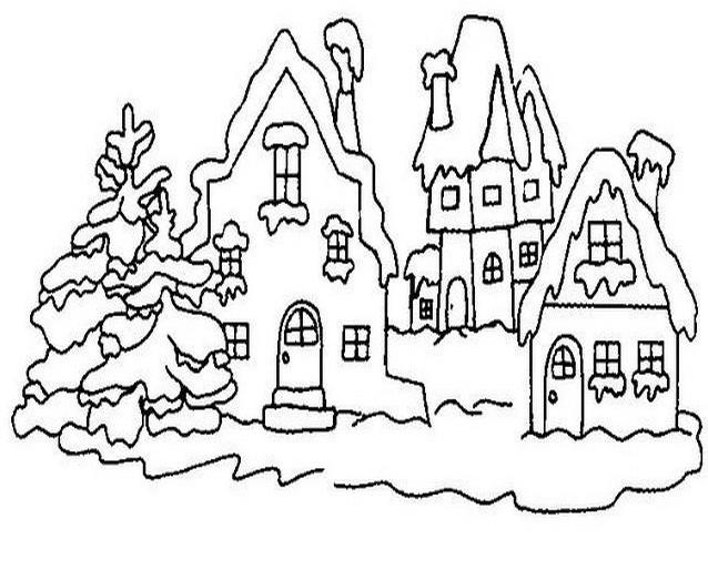 Natale 2 da colorare 177