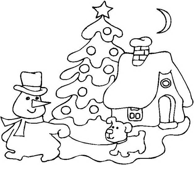 Natale 2 da colorare 192