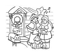 Natale 2 da colorare 198