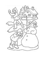 Natale 2 da colorare 203