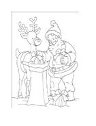 Natale 2 da colorare 211