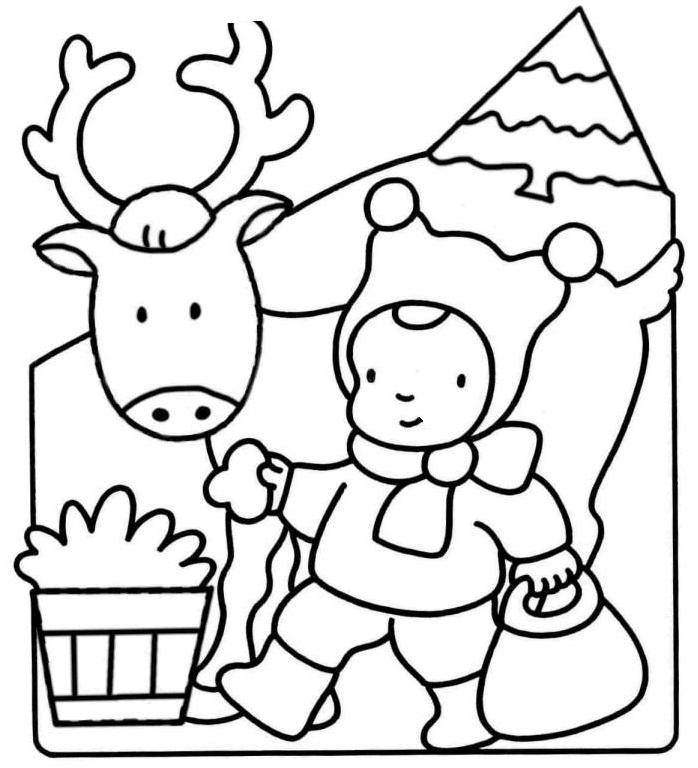 Natale 2 da colorare 231